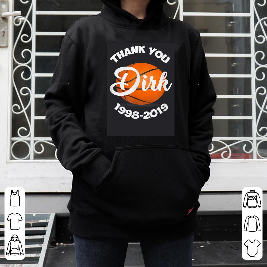 Basketball thank you drink 1998 2019 shirt 4 - Basketball thank you drink 1998 2019 shirt