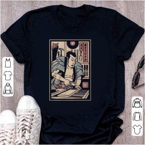 CARPENTRY SAMURAI shirt