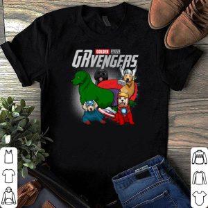 GRvengers Golden Retriever shirt