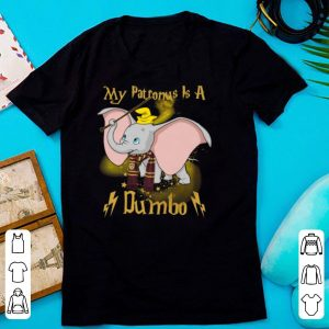 Harry Potter My Patronus Is A Dumbo Ladies shirt