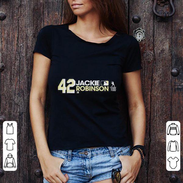 Jackie Robinson 42 Los Angeles Dodgers shirt