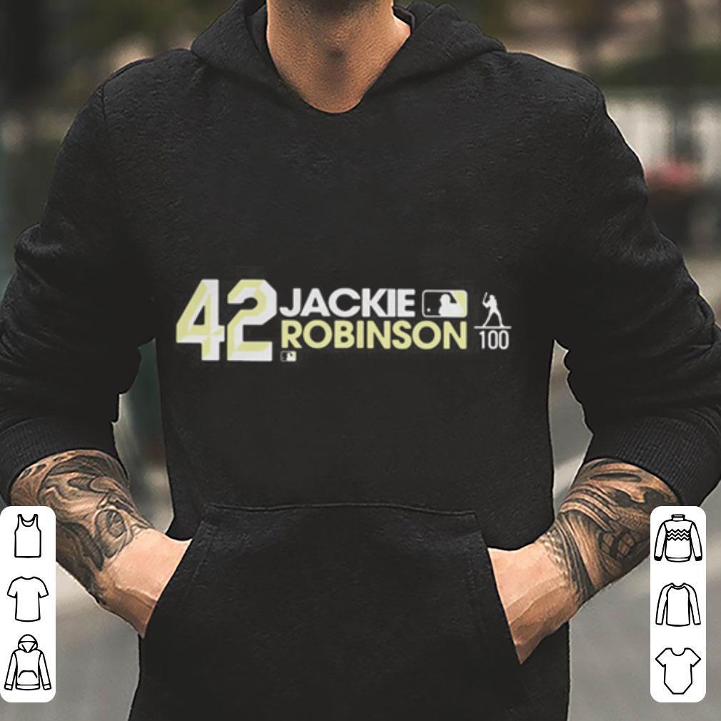 Jackie Robinson 42 Los Angeles Dodgers shirt 4 - Jackie Robinson 42 Los Angeles Dodgers shirt