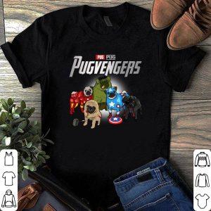 Marvel Avengers Endgame Pugvengers shirt