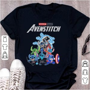 Marvel Avengers Endgame Stitch Avenstitch Avengers shirt