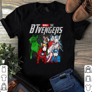 Marvel Super Heroes BTvengers Dog Version shirt