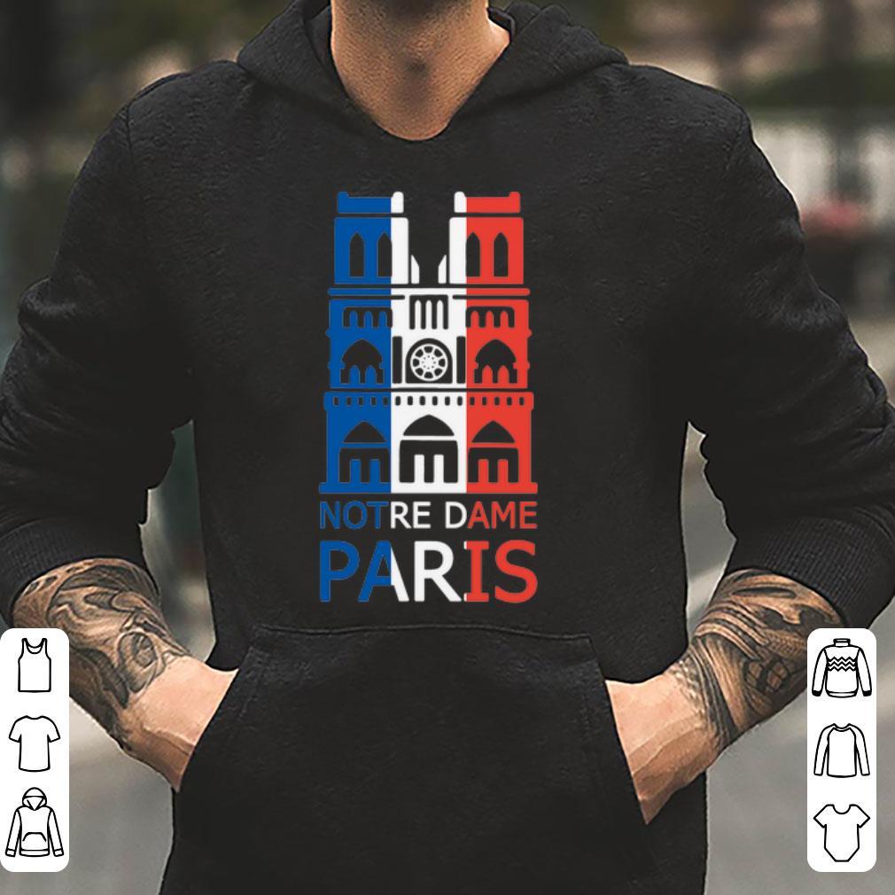 Notre Dame Paris Paris France City shirt 4 - Notre Dame Paris Paris France City shirt