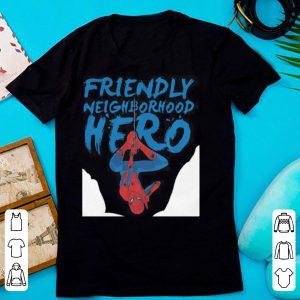 Spider man friendly neighborhood hero shirt