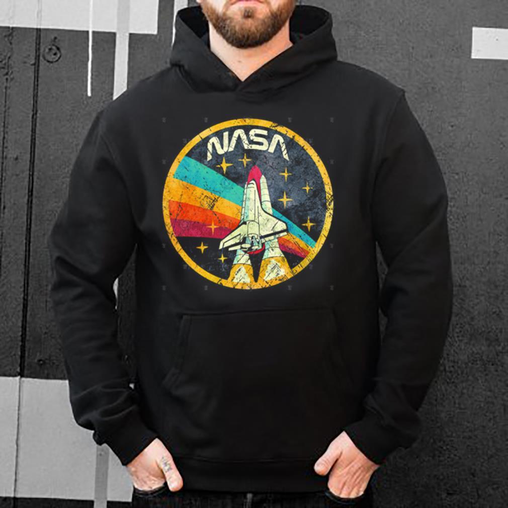 USA Space Agency Vintage Colors V03 shirt 4 - USA Space Agency Vintage Colors V03 shirt