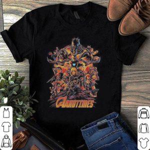 Avengers My Hero Academia Aarotimes  shirt