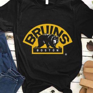 Boston Bruins Fear The Bear Hockey Team Logo shirt