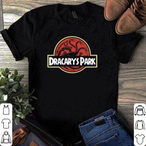Game Of Thrones Dracarys Jurassic Park shirt