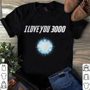 I love You 3000 shirt