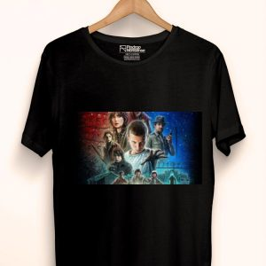 Stranger Things Member Best Netflix Seiries shirt