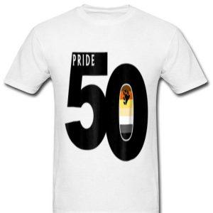 Pride 50 Gay Bear Pride Flag World Pride 2019 shirt