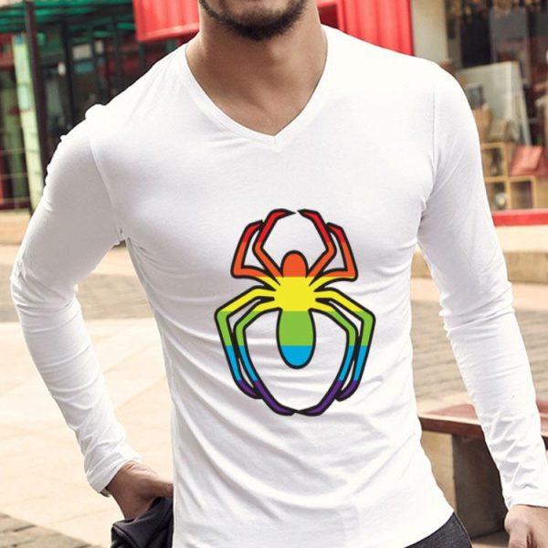 Rainbow Spider LGBT Pride Spider Man shirt