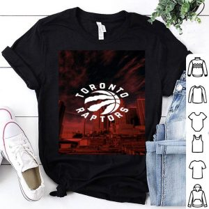 Toronto Raptors Basketball Team Logo Toronto City Shirt
