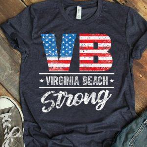 Virginia Beach Strong Virginia Beach 4th Of July shirt