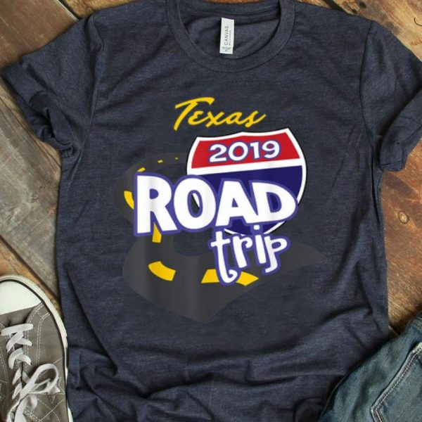 2019 Texas Road Trip shirt