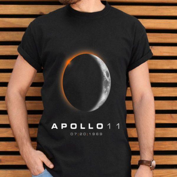 50th Anniversary Apollo 11 Moon Landing Premium shirt