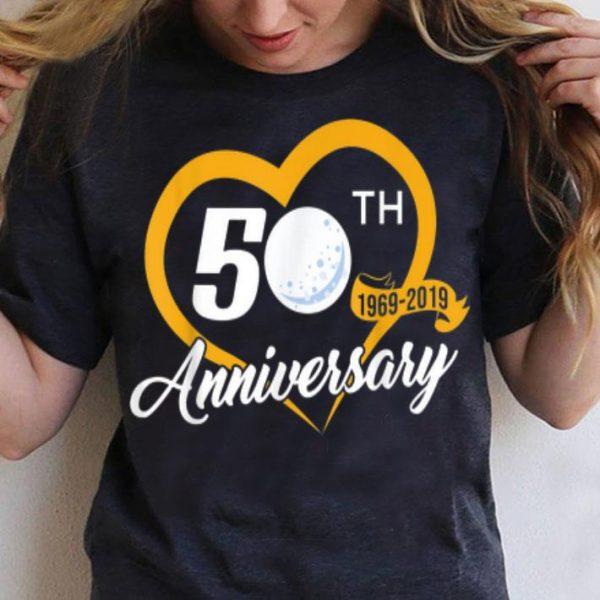 50th Anniversary Moon Landing 1969 shirt