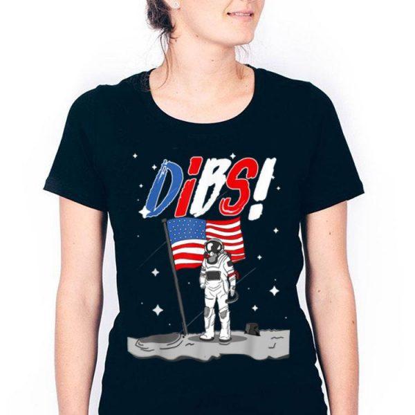 50th Anniversary Moon Landing Astronauts DIBS US Space shirt