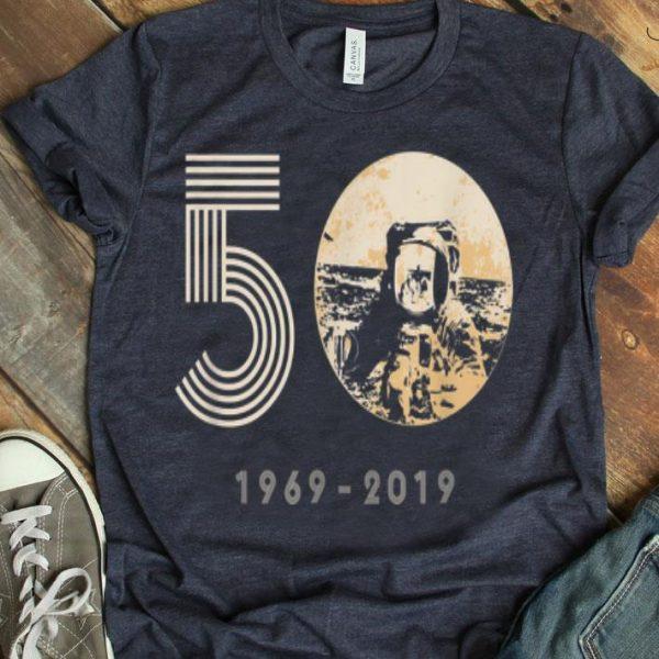 50th Golden Anniversary Moon Landing Apollo 11 shirt