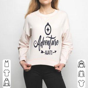 Adventure Awaits For Summer shirt