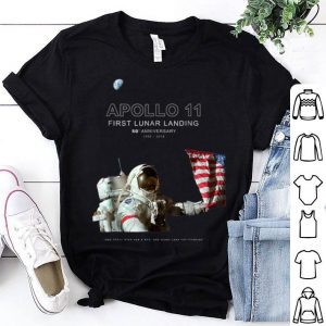 Apollo 11-50th Anniversary 1969-2019,Lunar Landing,Moon.5 shirt