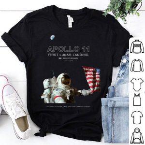 Apollo 11-50th Anniversary 1969-2019,Lunar Landing,Moon.5 shirt