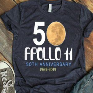 Apollo 11 50th Anniversary Moon Landing Art Men shirt