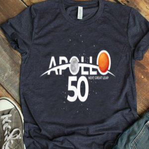 Apollo 11 50th Anniversary Moon Landing Mars 1969 2019 shirt