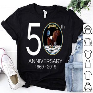 Apollo 11 50th Anniversary - Moon Landing Tee shirt