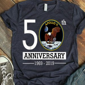 Apollo 11 50th Anniversary - Moon Landing shirt