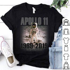 Apollo 11 50th Anniversary Moon shirt