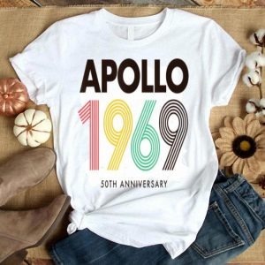 Apollo 11 First Step On The Moon 1969 Vintage 50th Anniversary Moon Landing shirt