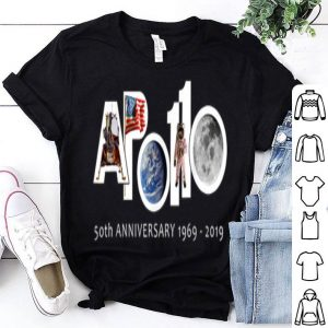 Apollo 11 Moon Landing 50th Anniversary Landed On The Moon shirt