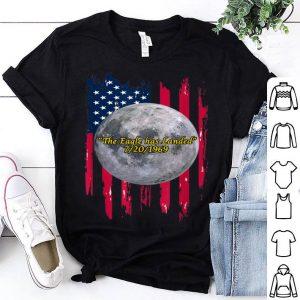 Apollo 11 The Eagle Has Landed 50th Anniversary Moon Landing shirt