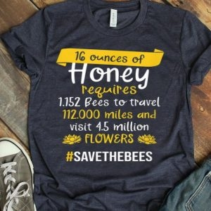 Beekeeper Honey Bee Beekeeping Facts shirt