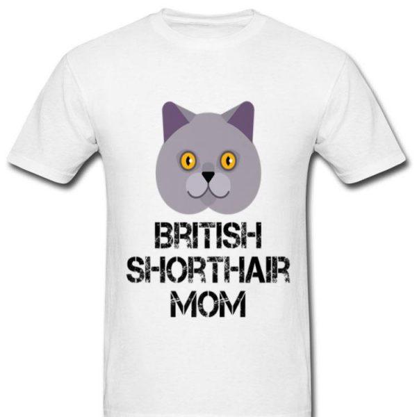 British Shorthair Mom Cat Owner Premium shirt