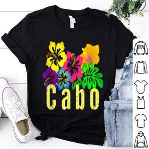 Cabo San Lucas Tropical Beach Surf shirt