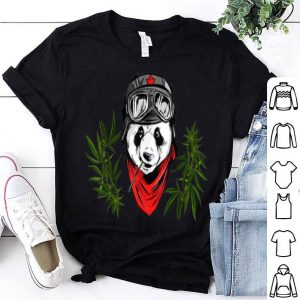 Cool Panda Weed For Men And Women shirt