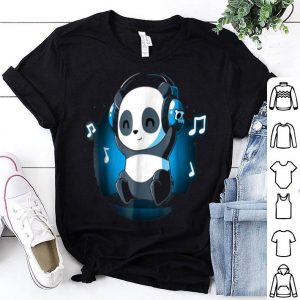 Dj Panda Headphones shirt