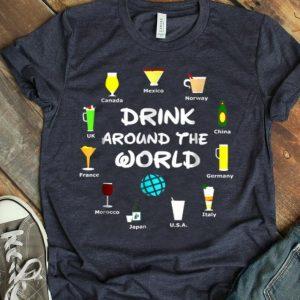 Drink Around The World, Beer shirt