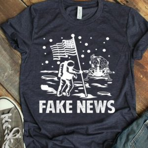 Fake News Moon Landing Hoax - Moon Landing Hoax shirt