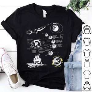 First Moon Landing 50th Anniversary Of Apollo 11 Mission shirt