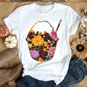 Floral Flower Vintage Retro - Shaved Ice Lover shirt
