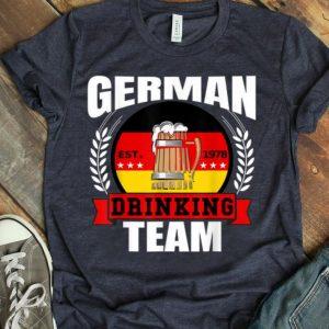 German Drinking Team Germany Flag Oktoberfest shirt