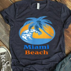 Miami Summer Beach Holiday 2019 shirt