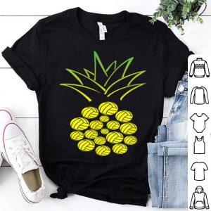 Pineapple Volleyball Flower shirt