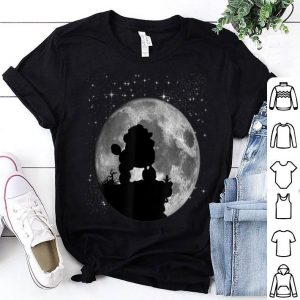 Poodle Dogs Moon Landing 50th Anniversary shirt